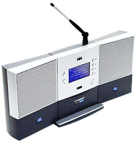 Linksys WMLS11B Wireless-B Music System