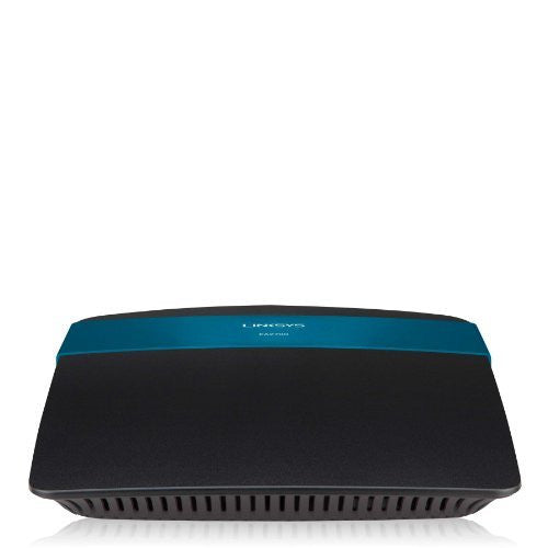 Cisco Linksys N600+ Wi-Fi Wireless Dual-Band+ Router with Gigabit Ports, Smart Wi-Fi App Enabled to Control Your Network from Anywhere (EA2700)