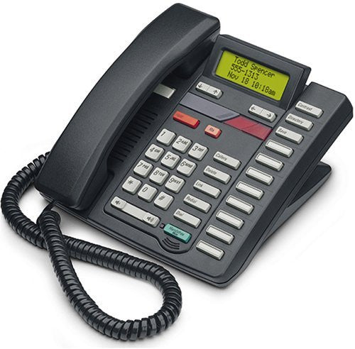 Meridian 9316CW Telephone Black