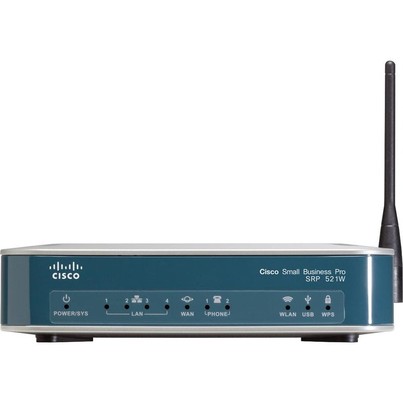 Cisc SRP521W-U-A Wireless N Router
