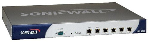 SonicWall Pro 4060 Enhanced VPN Firewall (01-SSC-5370)