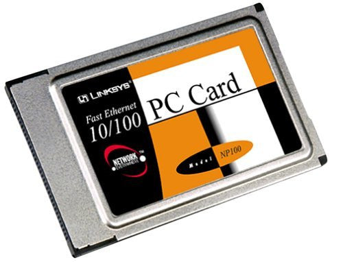 Network Everywhere NP100 10/100 PC Card
