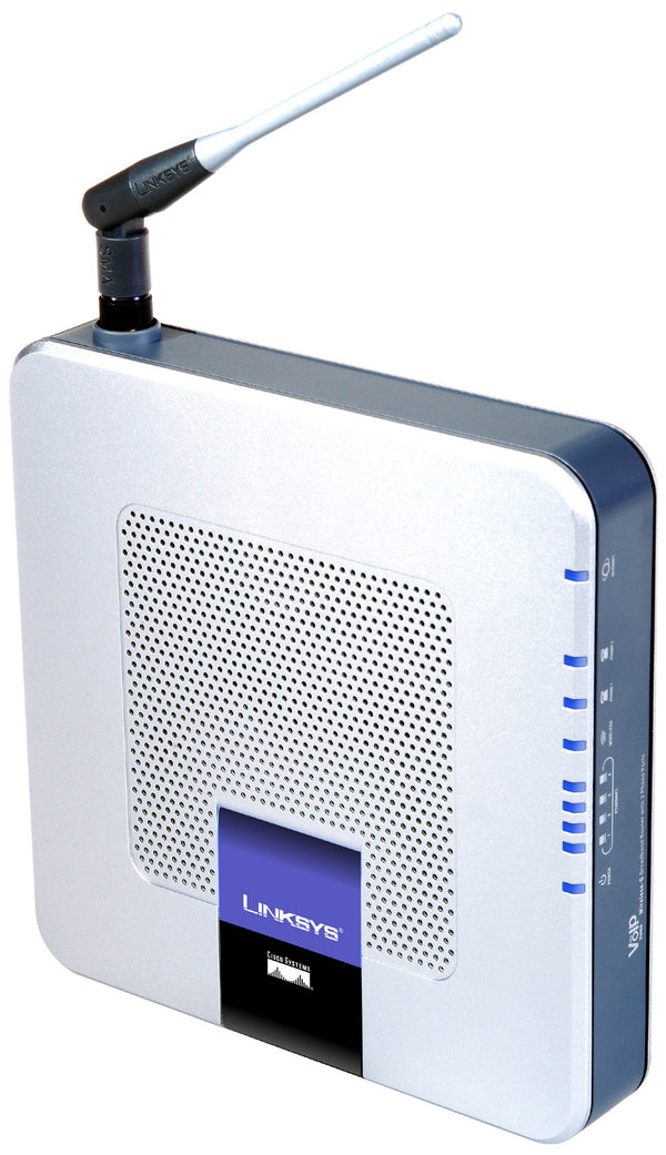Cisco Linksys by Cisco WRTP54G Wireless-G Broadband Router for Vonage Internet Phone Service
