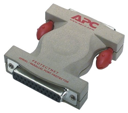 APC RS232 Cordless Serial/Parallel Port Surge Protector