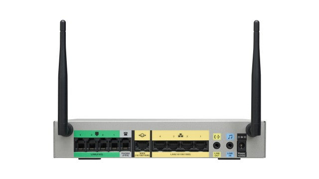 Cisco Unified Communications 320W VoIP Gateway (UC320W-FXO-K9)