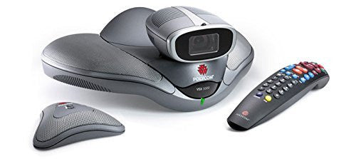 Polycom VSX5000 Hi Res Business Video Conferencing Bundle