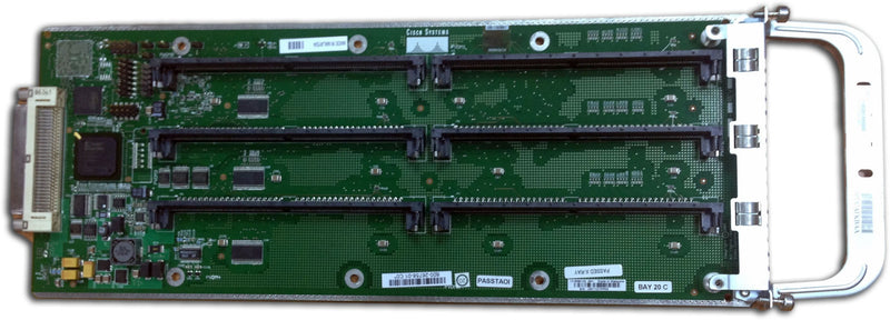 Cisco AS5X-FC= High-Density Packet Voice/Fax Feature Card - Expansion module - for Universal Gateway AS5350XM, AS5400, AS5400XM