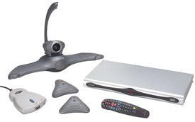 Polycom VSX 8000 Video Conference Codec w/ Remote