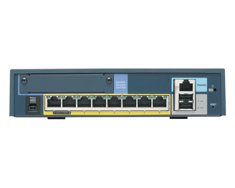 Cisco ASA5505-UL-BUN Security Appliance
