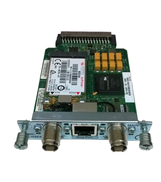 Cisco HWIC-3G-HSPA High Speed Module HSPA/UMTS