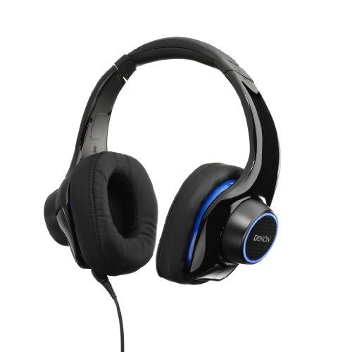 DENON AH-D400 | Urban Raver Over-Ear Headphones (Japan Import)