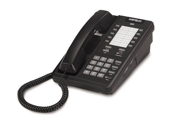 Cortelco 219300-VOE-27S Patriot Phone - Black