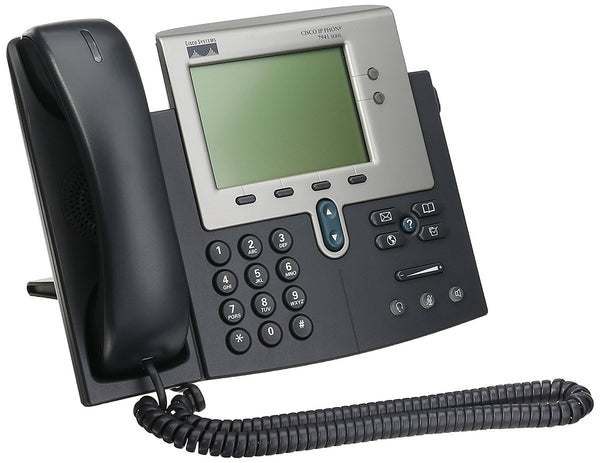 Cisco 7941G IP Phone-Wall Mountable