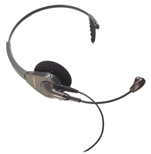 Plantronics Encore H91N Monaural Headset with Noise Canceling Microphone