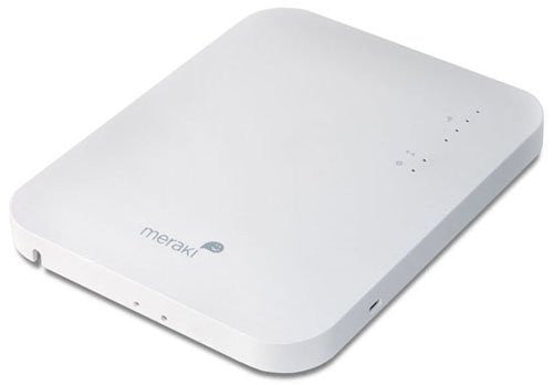 Meraki Single-Radio 300 Mbps Cloud-Managed Wireless 802.11n Access Point (MR12)