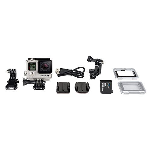GoPro HERO4 SILVER Moto Bundle
