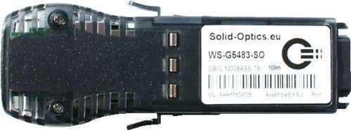 Cisco Compatible WS-G5483 Transceiver Module