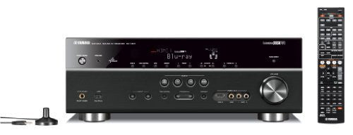 Yamaha RX-V671 7.1- Channel Network AV Receiver