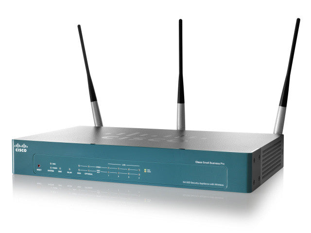 Cisco SA520W Security Appliance