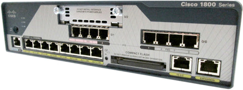 Cisco C1861-SRST-F/K9 1861 8-USER Srst 4FXS
