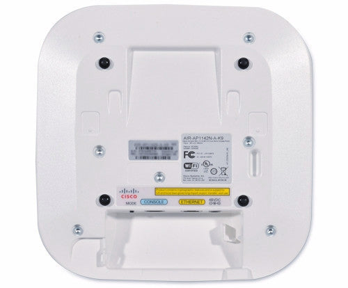 Cisco Aironet 1140 Series AIR-AP1142N-x-K9 802.11a/g/n 2x3:2 MIMO Standalone Wireless Access Point AP