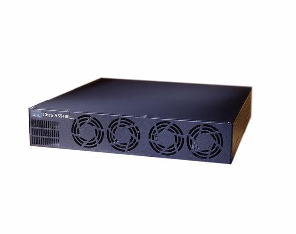Cisco As5400xm Universal Access Gateway - 2 X 10/100/1000base-t Lan - 15 X Expansion Slot