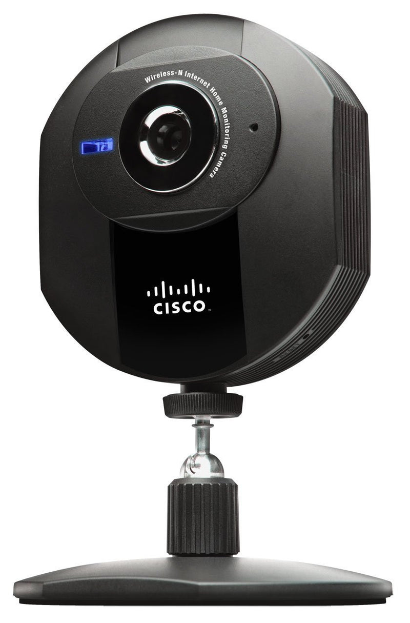 Cisco - WVC80N - Linksys WVC80N Internet Home Monitoring Camera