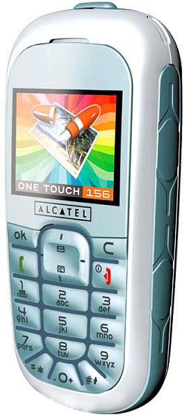 Alcatel One Touch 156A Movistar- Color GSM Phone (Spanish Language)
