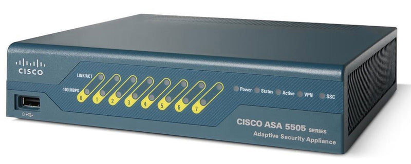 Cisco ASA5505-50-BUN-K9 Asa 5505 Security Appliance