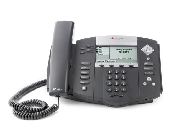 Polycom SoundPoint IP 550 with Power Supply