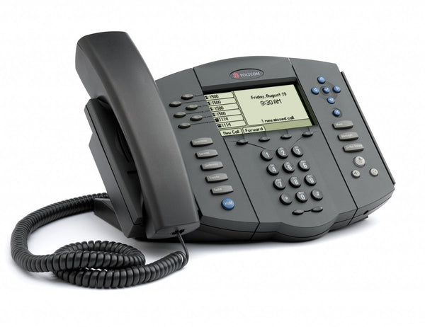 Polycom SoundPoint IP 600 - VoIP phone - SIP - 6 lines