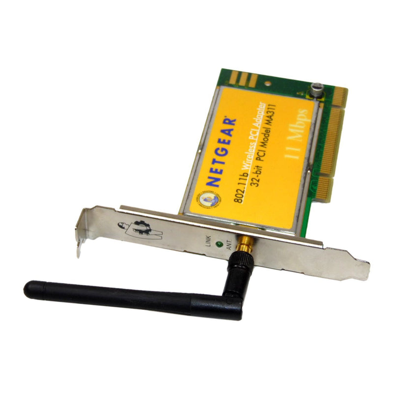 Netgear WG311NA Wireless-G PCI Adapter