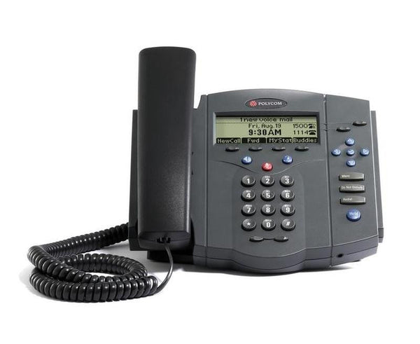 Polycom SoundPoint IP 430 Phone -Power Supply Not Included