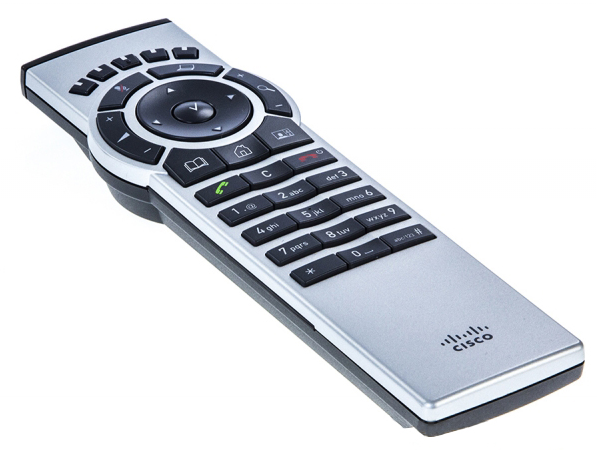 Cisco Tandberg CTS-RMT-TRC5 Remote for TRC V Videoconferencing Systems