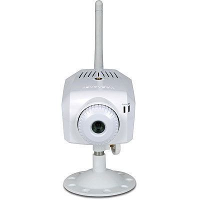 TRENDnet TV-IP100W-N ProView Wireless Internet Surveillance Camera- White