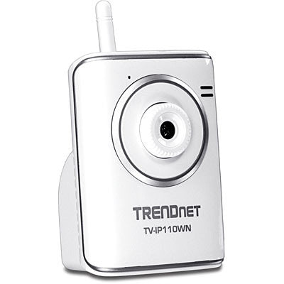 TRENDnet TV-IP110WN SecurView Wireless Internet Surveillance Camera