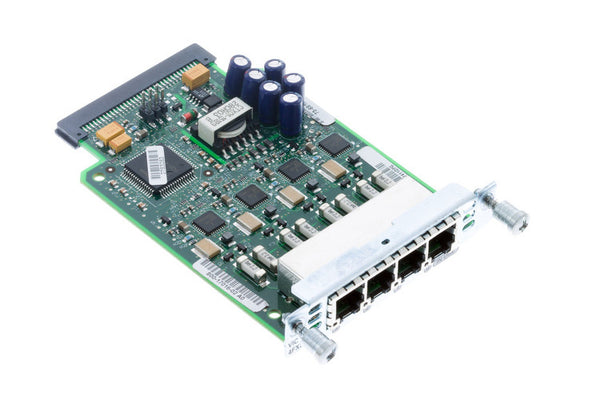 Cisco VIC-4FXS/DID 4-Port Analog VIC WIC Card
