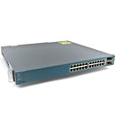 Cisco WS-C3560E-24PD-S 24 Port Gigabit 2-10GE PoE Catalyst Switch