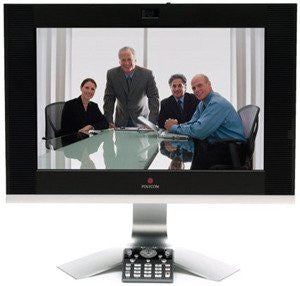 Polycom 2200-24560-001 HDX 4002 Executive Desktop System, includes: HD codec, P+C, People On Content licenses, 20 . . . MSRP: $7,999