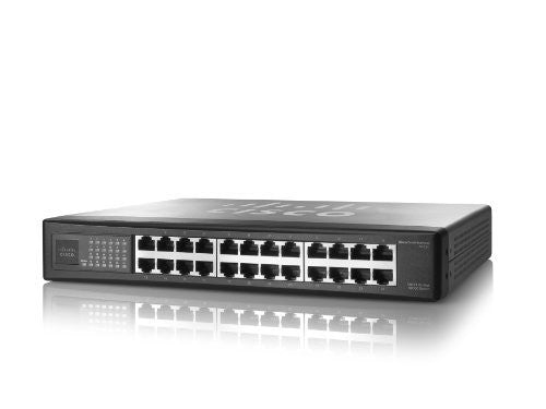 Cisco SR224 24-port 10/100 Switch - 13-inch chassis