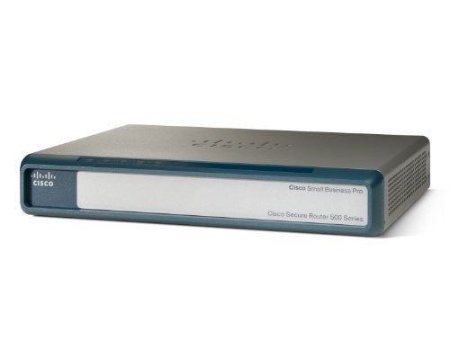Cisco SR520-T1-K9 VPN Router with 2x Fast Ethernet