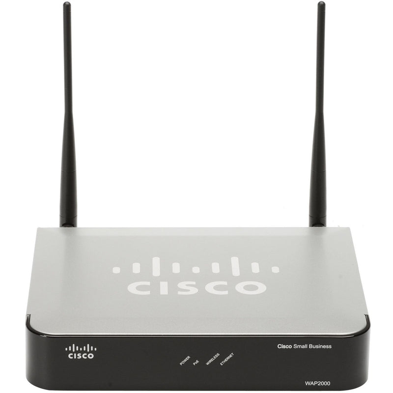 Cisco WAP200 Wireless-G Access Point - PoE/Rangebooster. SMALL BUSINESS WRLS-G ACCESS POINT POESPEEDBOOSTER MIMO QOS WL-AP. 54Mbps