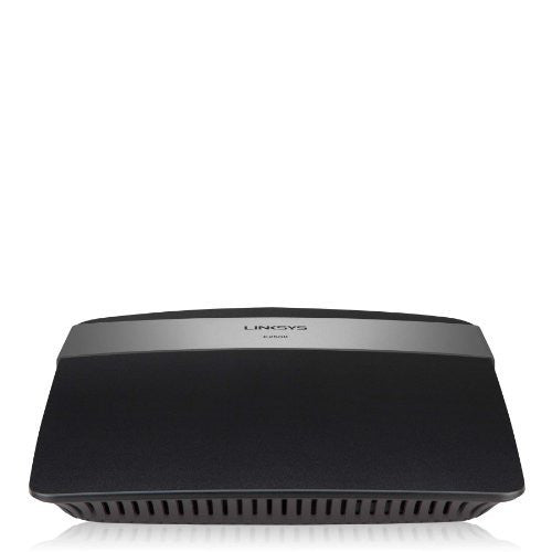 Cisco Linksys E2500 (N600) Advanced Simultaneous Dual-Band Wireless-N Router