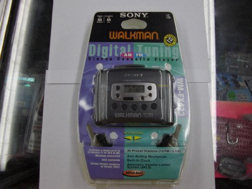 Sony Walkman WM-FX423