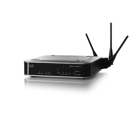 Cisco Linksys WRVS4400N Wireless-N Gigabit Security Router - VPN v2.0
