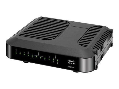 Cisco Model DPC3825 8x4 DOCSIS 3.0 Wireless Residential Gateway - wireless router - cable mdm - 80 -