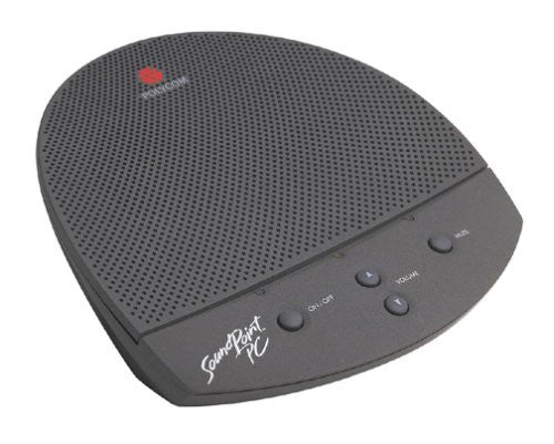 Soundpoint Analog Speakerphone Full Duplex 180 Degree Pickup
