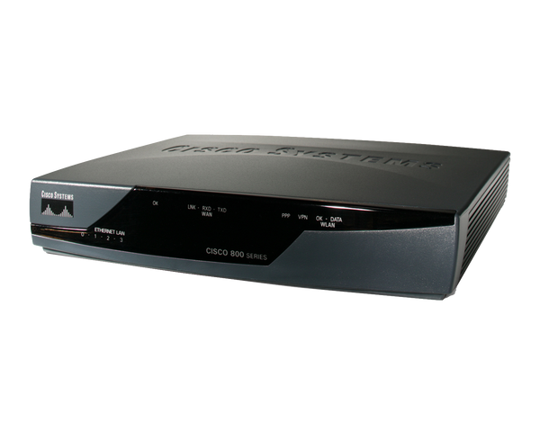 Cisco 871 SEC Integrated Services Router