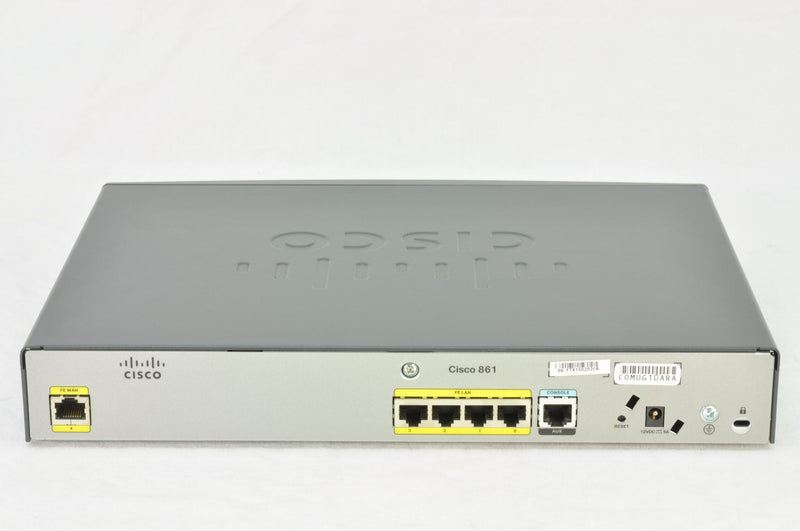 861W Ethernet Security Router