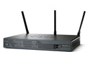 Cisco - 891W Gigabit Ethernet Wireless Security Router (CISCO891W-AGN-A-K9) -